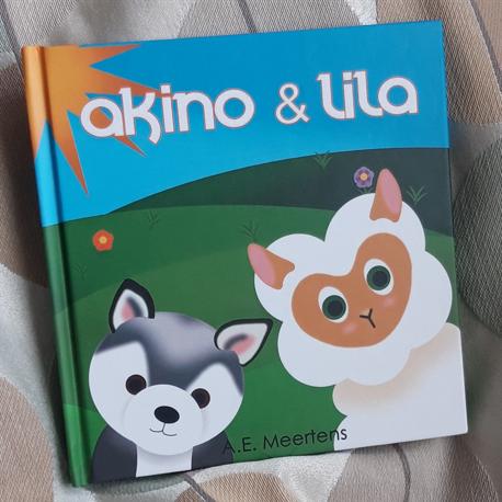 Akino & Lila -hardcover