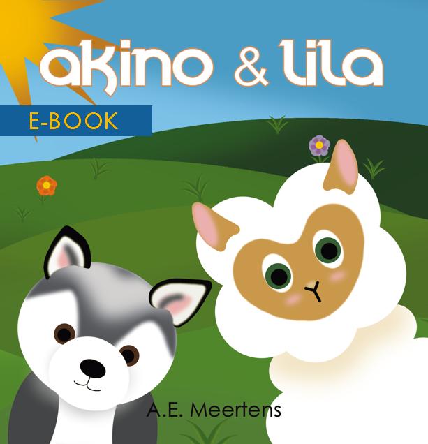 Akino & Lila - e-book